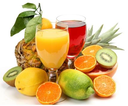 jakie owoce na sok z wyciskarki